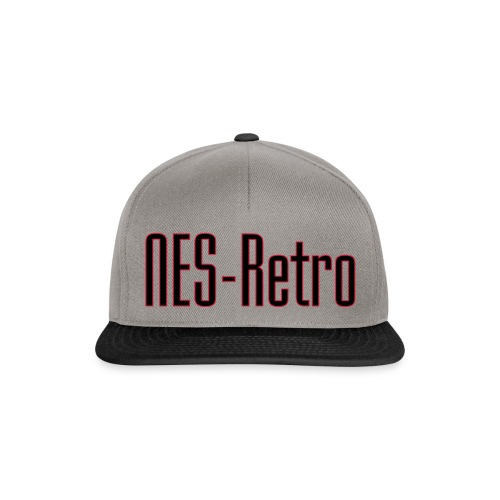 NES-Retro - Snapback Cap