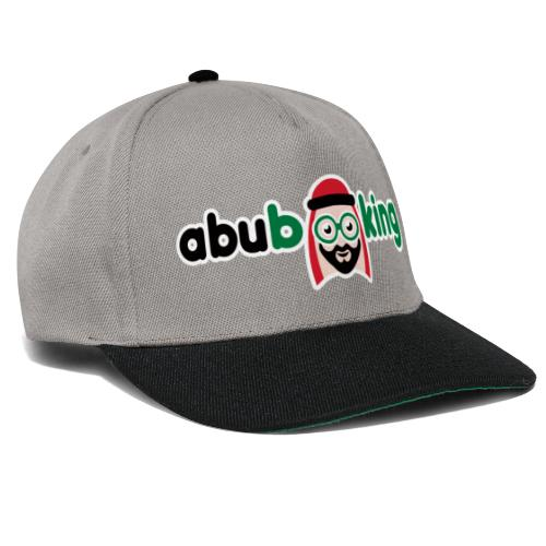 AbuBooking Logo - Snapback Cap