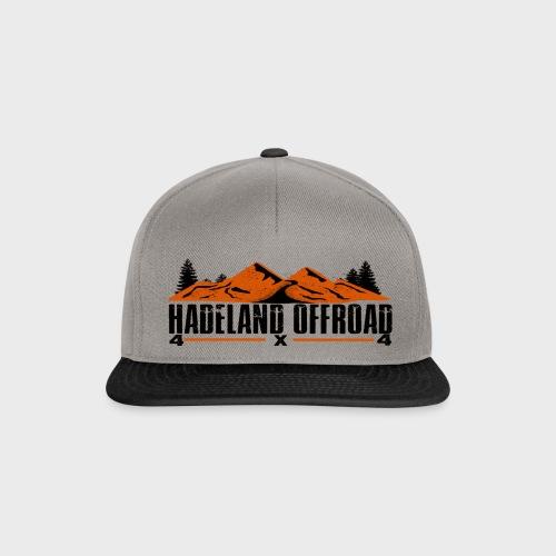 Hadeland Offroad Stor Logo - Snapback-caps