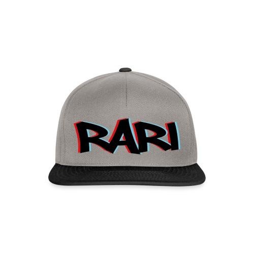 RARI LOGO RGB - Snapback Cap