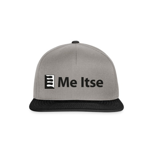 Me Itse - Snapback Cap