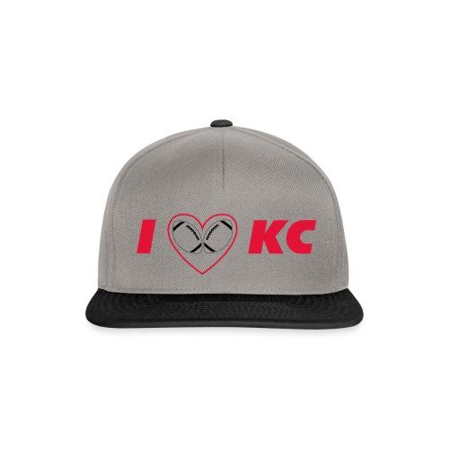 I love KC - Snapback Cap