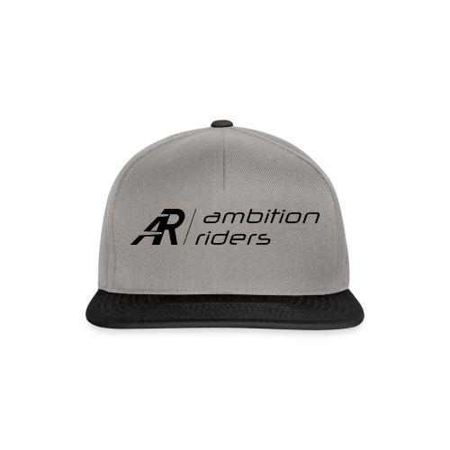 Ambition Riders Black - Snapback Cap