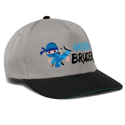 Ninja - Großer Bruder - Snapback Cap