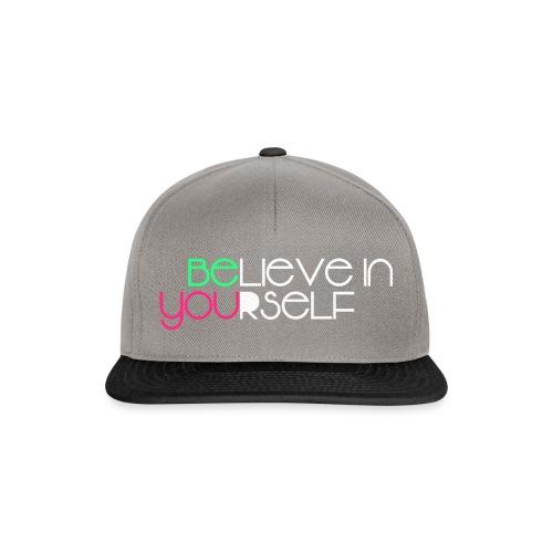 be you - Snapback Cap