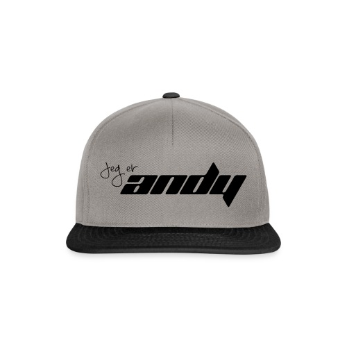 Andy t-shirt - Snapback-caps