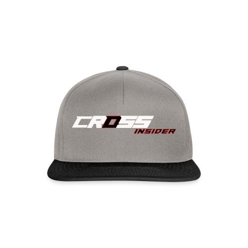 Crossinsider Hoodie - Snapback cap