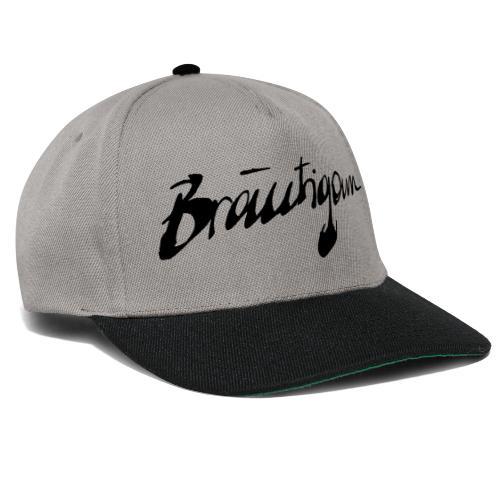 Bräutigam - Snapback Cap