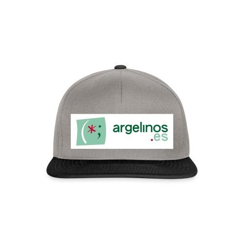 ArgelinosTshirt - Gorra Snapback
