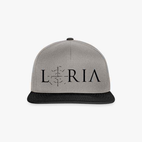 Loria Logo - Snapback Cap