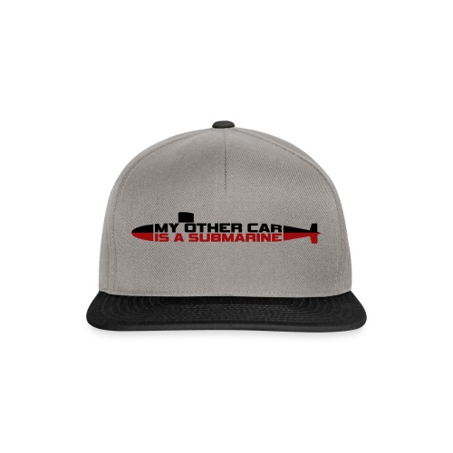 My other car is a Submarine! - Snapback Cap