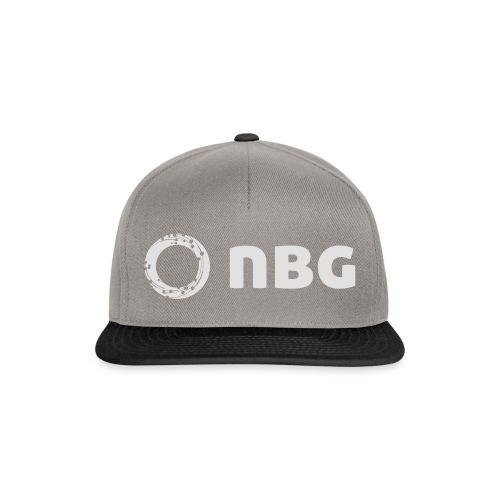 NBG Logo Icon - Snapback Cap