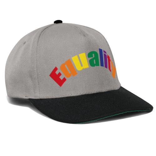 Gleichberechtigung - Snapback Cap