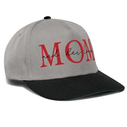 Mom Loves - Snapback Cap