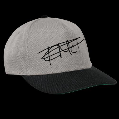 Signature KMcF Volume I Black - Snapback Cap