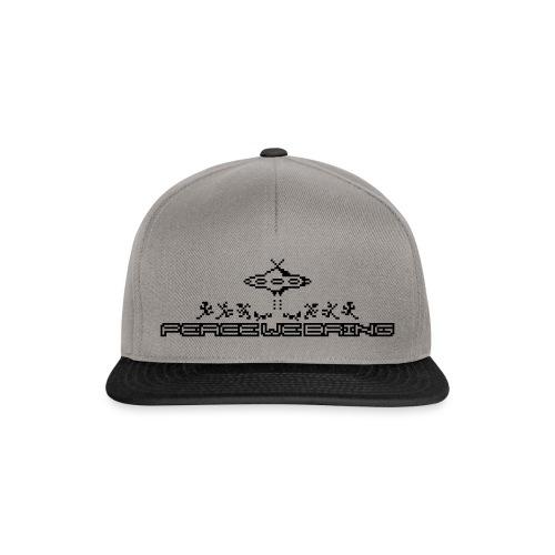 Peace We Bring - Snapback Cap