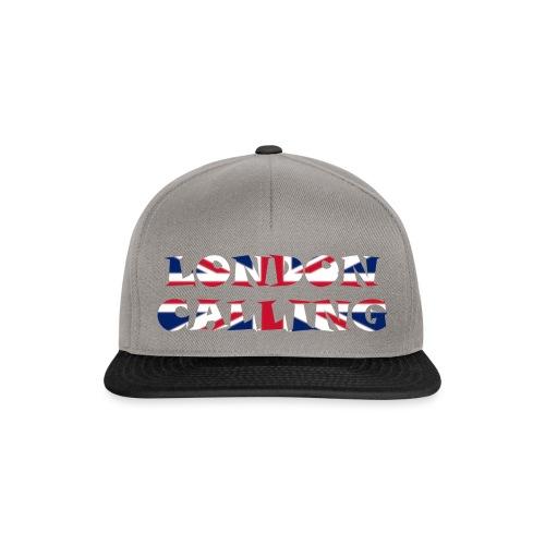 London 21.1 - Snapback Cap