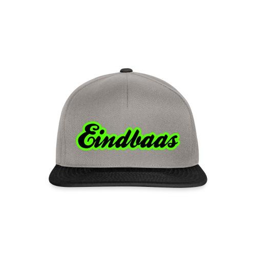 eindbaas upload - Snapback cap