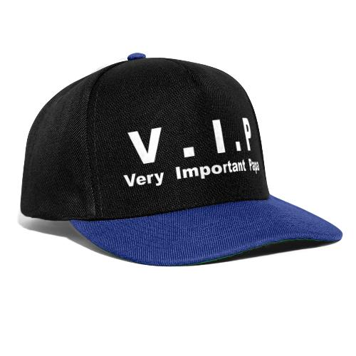 Vip - Very Important Papa - Casquette snapback