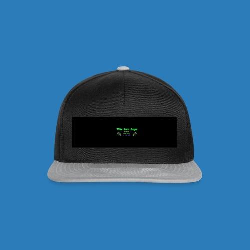 tetete-png - Snapback Cap