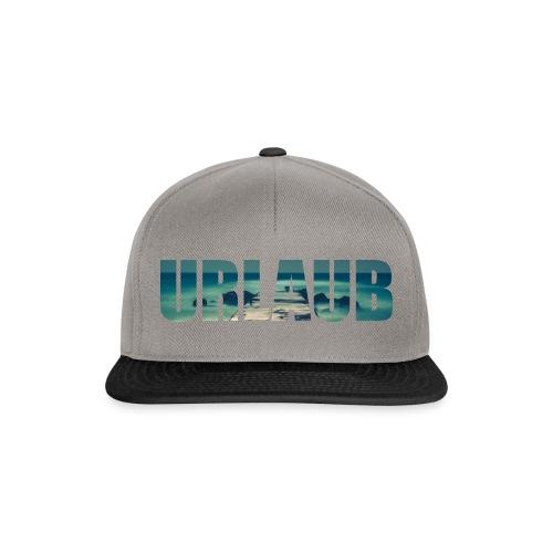 Urlaub - Snapback Cap