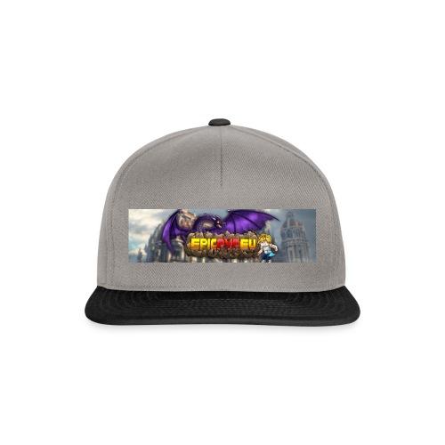 Epicpvp - Snapback Cap