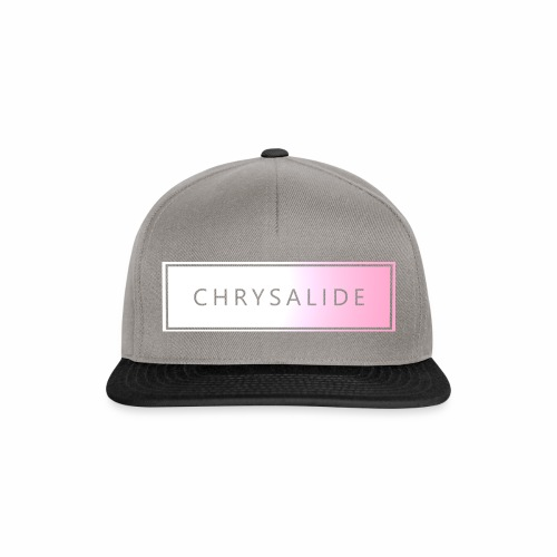 Chrysalide t shirt 007 - Casquette snapback