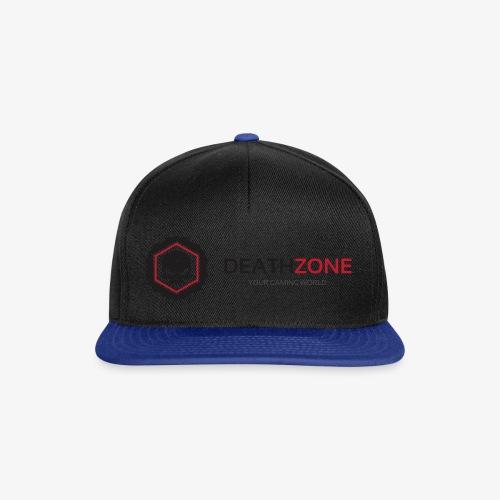 DeathZone Logo - Czapka typu snapback
