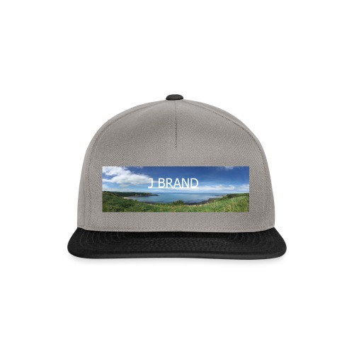 J BRAND Clothing - Snapback Cap