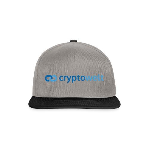 cryptowelt - Snapback Cap