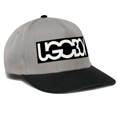 ugoboylogobox - Snapback Cap