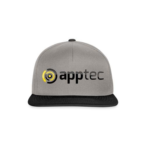 52904_Logo_apptec_G_300dpi - Snapback Cap