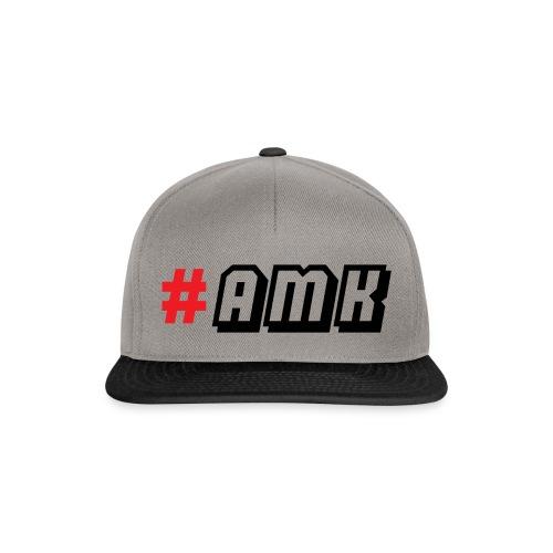 amk_4000 - Snapback Cap