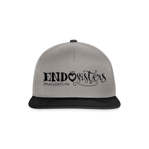 EndoSisters Logo - Snapbackkeps