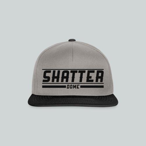 logo shatterdome side png - Snapback Cap