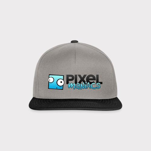 PM Logo (Color) - Snapback Cap