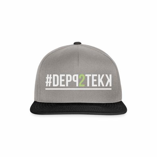 Depp2Tekk by HouseMixRoom RadioShow - Gorra Snapback