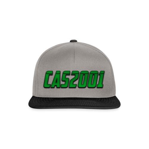 cas2001 - Snapback cap