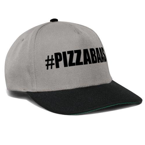 #PIZZABAAS - Snapback cap
