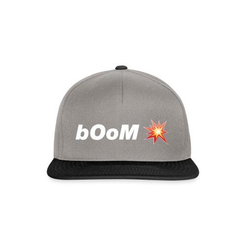 bOoM - Snapback Cap