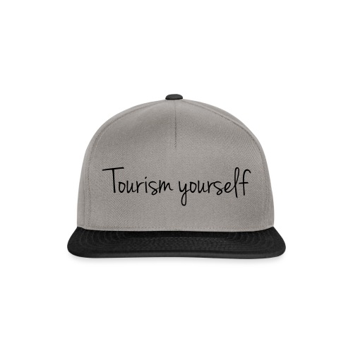 Tourism yourself - Casquette snapback