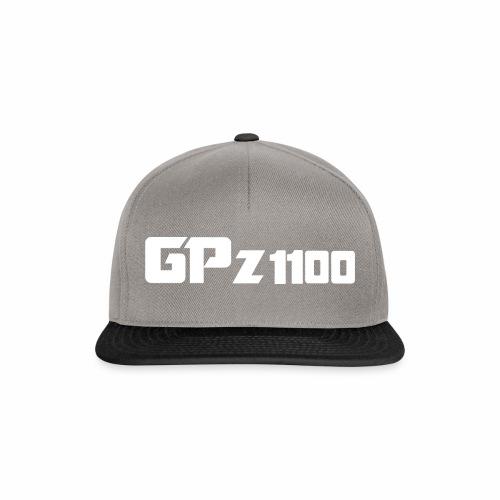 GPz 1100 white - Snapback Cap