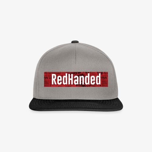 RedHanded - Snapback Cap