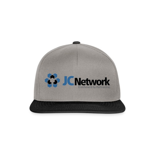 JCNetwork Merchandise - Snapback Cap