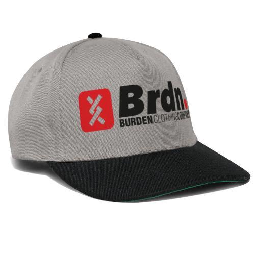 BRDN Classic Logo - Snapback Cap
