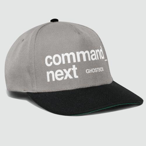 Command next – Ghostbox Staffel 2 - Snapback Cap