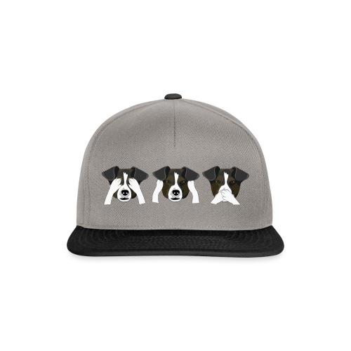 Hunde - Snapback Cap