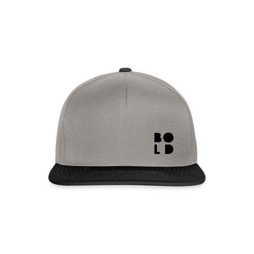 BOLD SHAPES - Snapback Cap