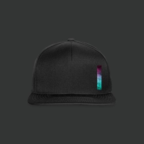 Galaxy lost girl banner - Snapback Cap