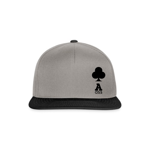 KREUZ ASS - Snapback Cap